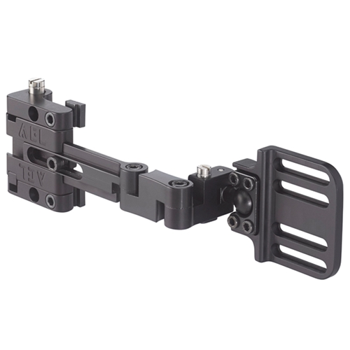 "Omnilink® DSA - Permobil Seat Track Mount, Swivel, 1"" & 2"" Slot, Right"