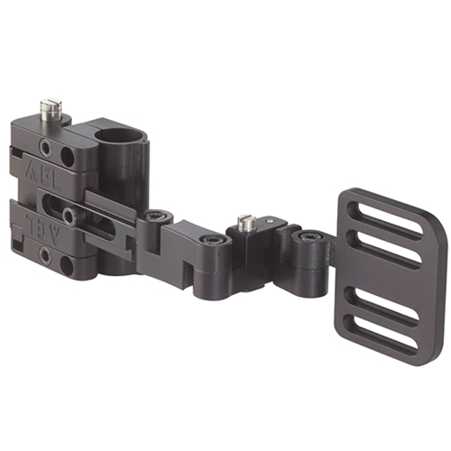 "Omnilink® DSA - 3/4"" Cane Mount, Rigid, 1"" & 2"" Slot, Left"