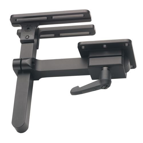 Horizontal Release Abductor Bracket, Long Top Plate