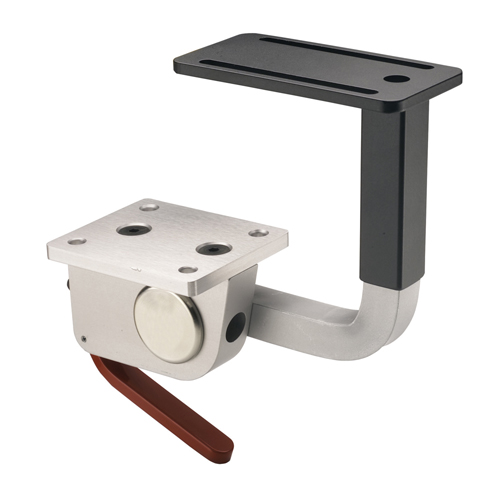 Lever Release Abductor Bracket, Child Top Plate