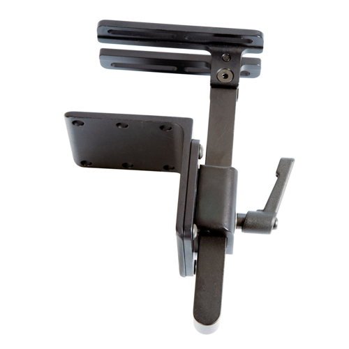 Vertical Release Abductor Bracket, Long Top Plate