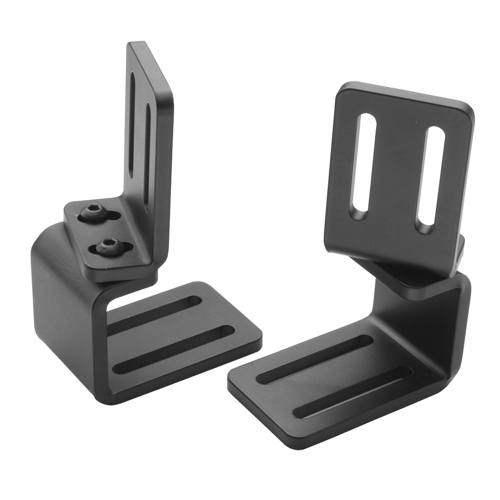 "Angle Adjustable Lateral Bracket, 1"" Offset, 2""H x 5""L"