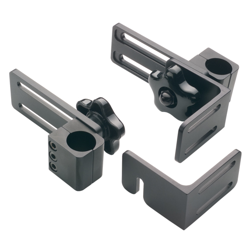 Knob-Release Back Hardware Kit, 80° Bracket